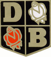 The David Brown Tractor logo